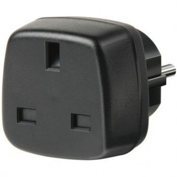 Brennenstuhl Travel Plug GB/EU Earthed